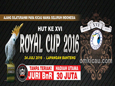 feat royal cup 2016