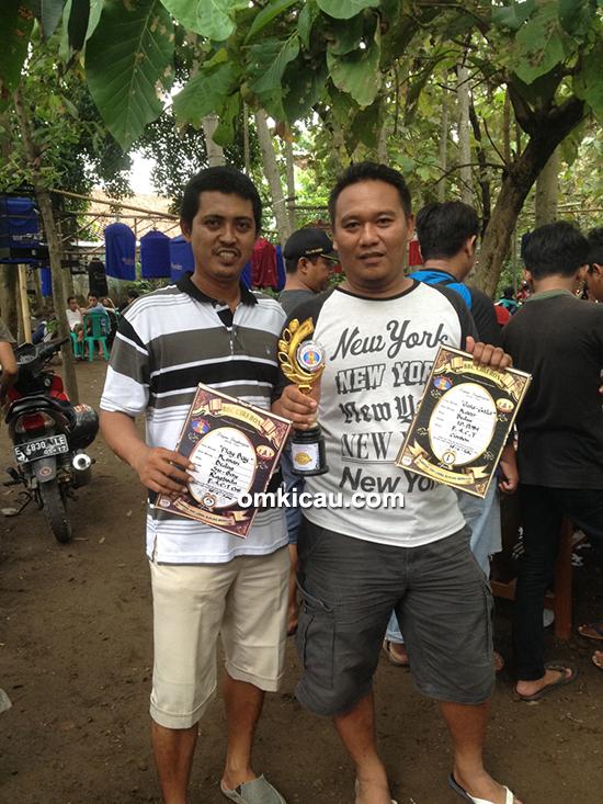 BBC Cirebon-juara kacer