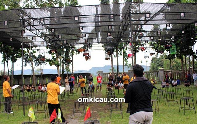 Latpres Kemudo BC Prambanan, Klaten