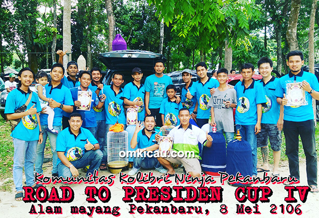 KKNP-Road to Presiden Cup IV - full gantangan 32