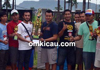 Klaten Bersinar juara BC