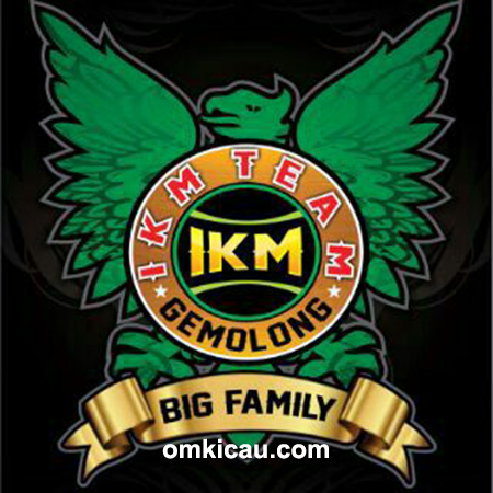 Logo IKM Team Gemolong