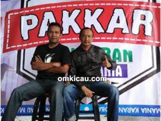 Om Purwanto, ketua Pakkar