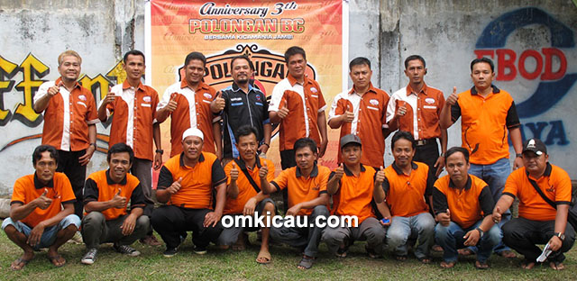 Anniversary 3th Polongan BC