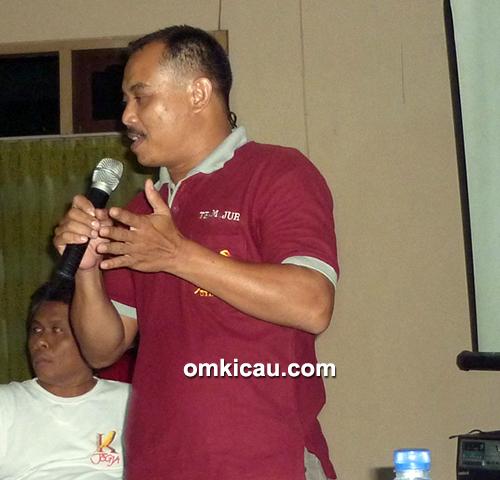 Perwakilan Papburi Cilacap