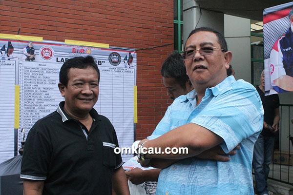 Om Kurnia dan Om Basuki Mascot