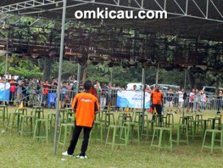 lomba burung berkicau Piala Jakarta Raya