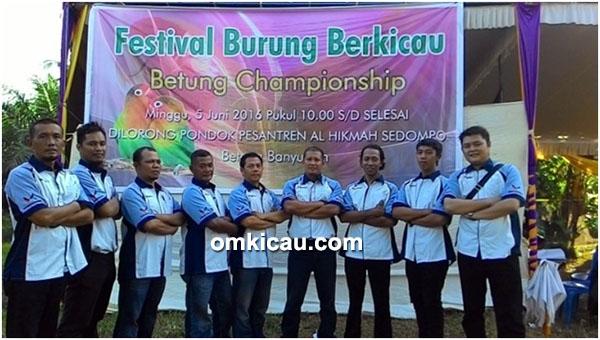 Tim Juri Betung Championship