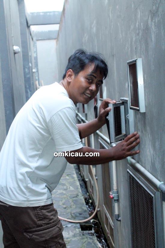 Om Bayu JBF Bekasi