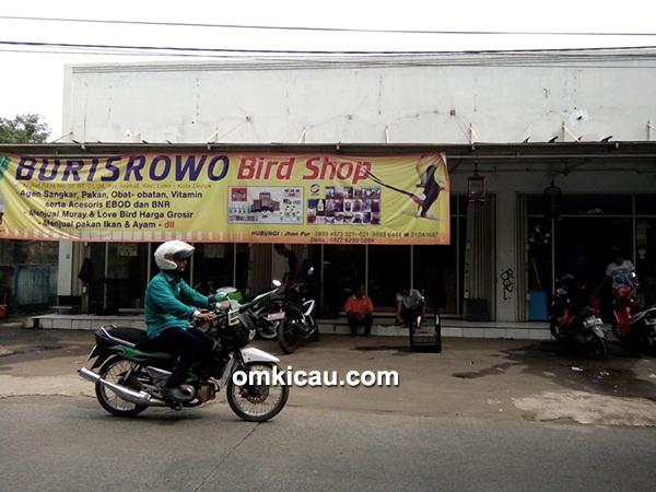 Burisrowo Bird Shop Depok