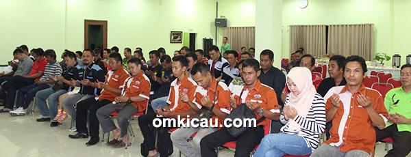 Musdalub Ronggolawe Nusantara DPW Jambi