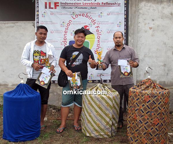 Launching ILF Jambi-juara murai batu