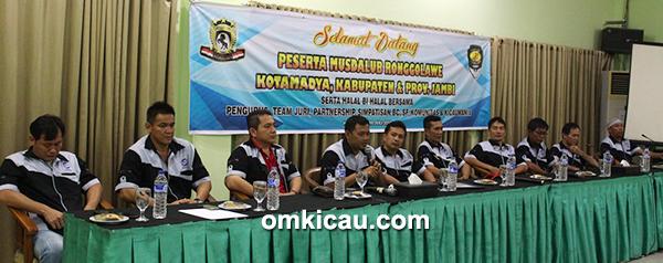 Ronggolawe Nusantara DPW Jambi