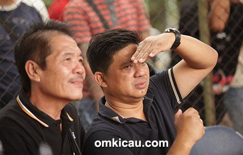 Om Achun Owen dan Om Rudianto Bali