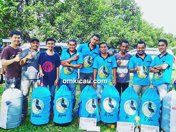 Komunitas Kolibri Ninja Pekanbaru (KKNP)