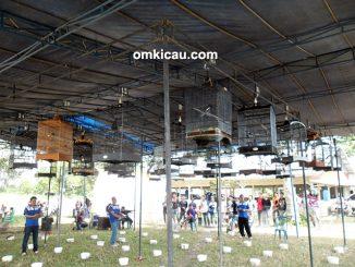 Latpres OIBC #14 di Indralaya