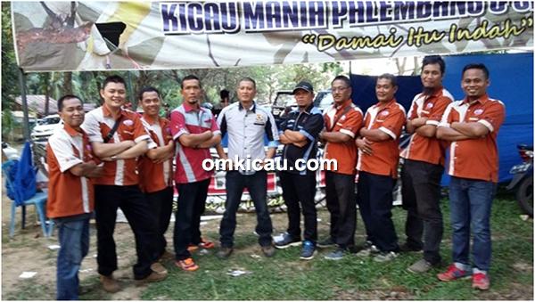 Tim Juri Ronggolawe Nusantara DPW Sumsel