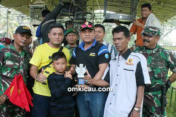 Alvin Team juara BC