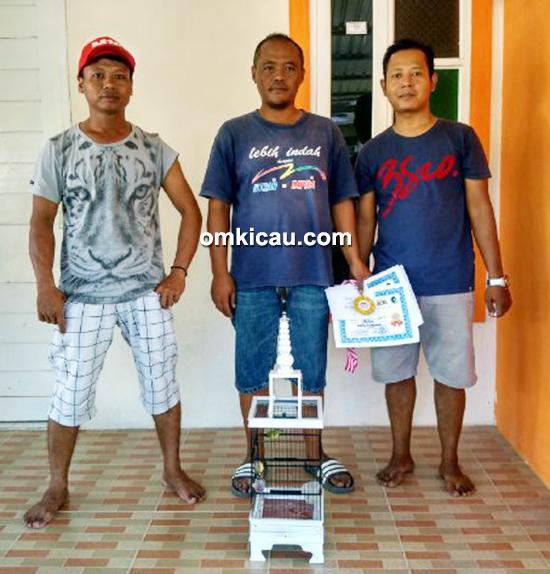 Om Fahmi dan pleci Boncu