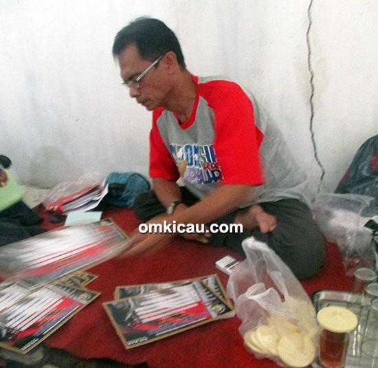 Om Puguh, ketua Papburi Solo