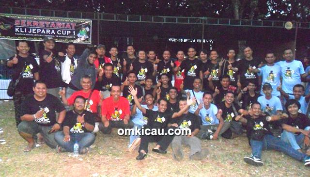 Panitia KLI Jepara Cup I