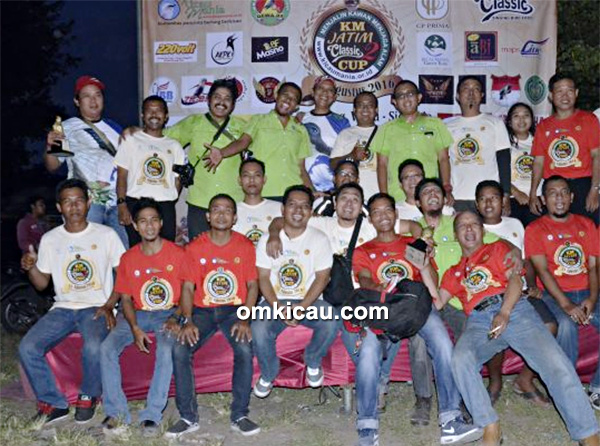Panitia KM Jatim Classic Cup II