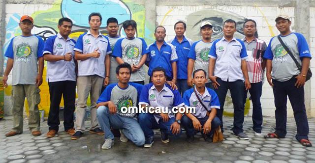 Panitia Latpres Sabtu Seru Kampoeng Loegue