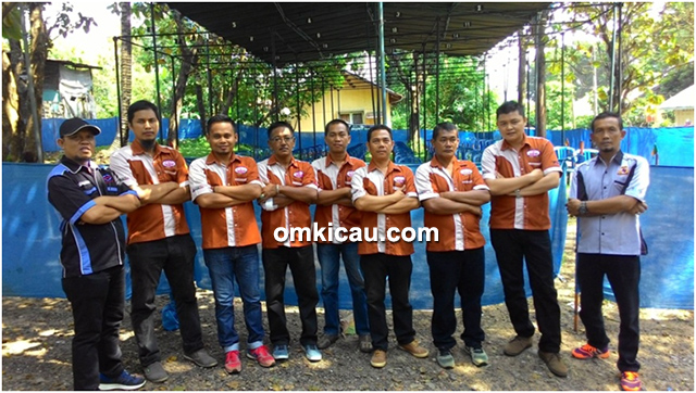 Latpres Sahabat Ronggolawe Palembang
