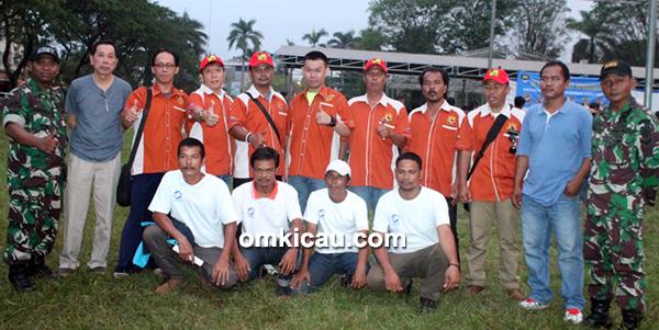 Pengurus Ronggolawe Nusantara DPW Tangerang Raya