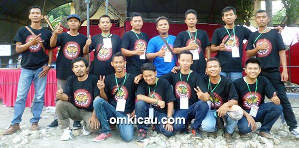 Kepanitiaan Road to Ex Cor Cup I