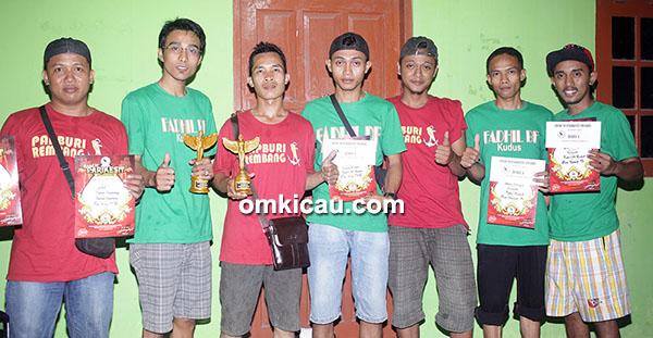 Kontes kenari Road to Parikesit Award