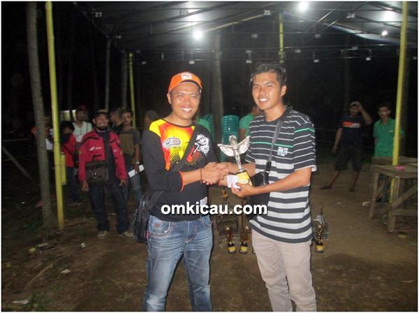 Kontes pleci Piala Pantura