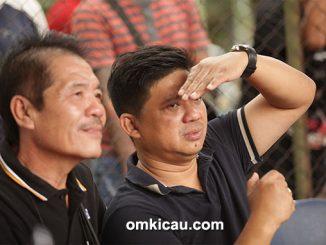 Om Achun Owen dan Om Rudianto Bali.