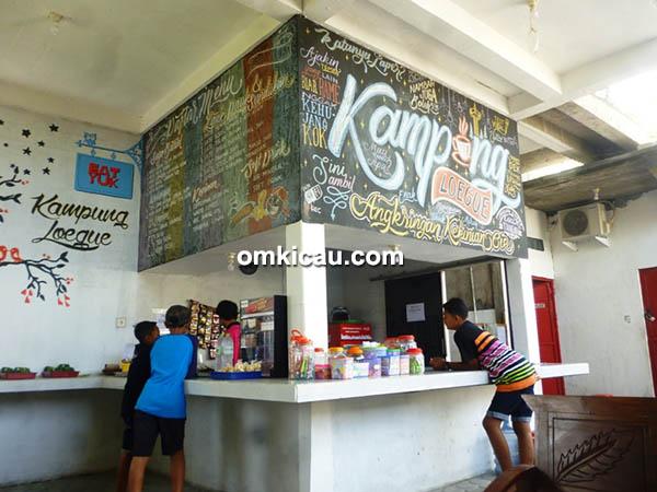 Cafe Kampoeng Loegue Purwodadi