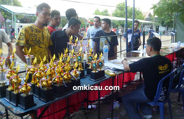 lomba burung berkicau Road to Ex Cor Cup I