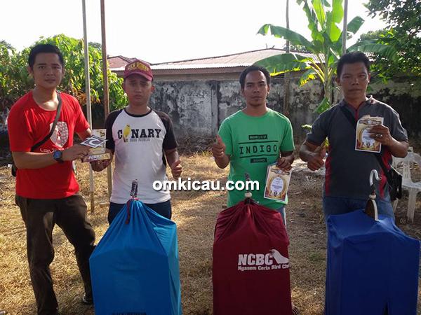 Super Latber SBS Bangko-juara kenari