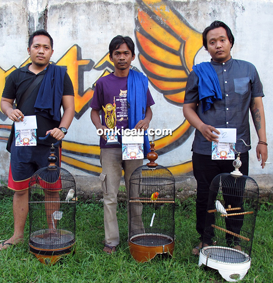 Birdsong Competition with Effentta Jambi