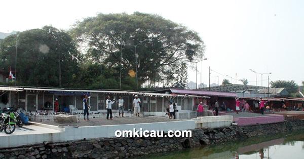 Lapangan Posmeti Pulomas