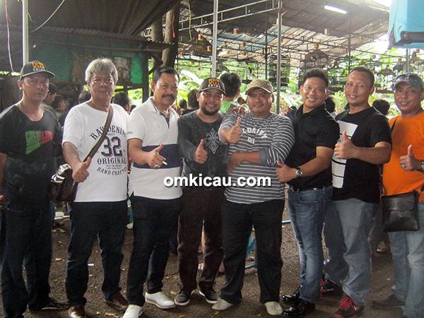 Sejumlah kicaumania senior hadir di Halim Cup 5