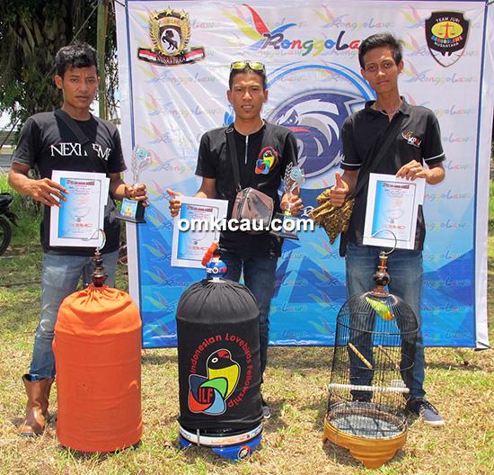 Launching Ronggolawe Tanjab Timur