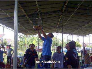 Latpres Flexy KNPI Radjawali Indonesia Palembang