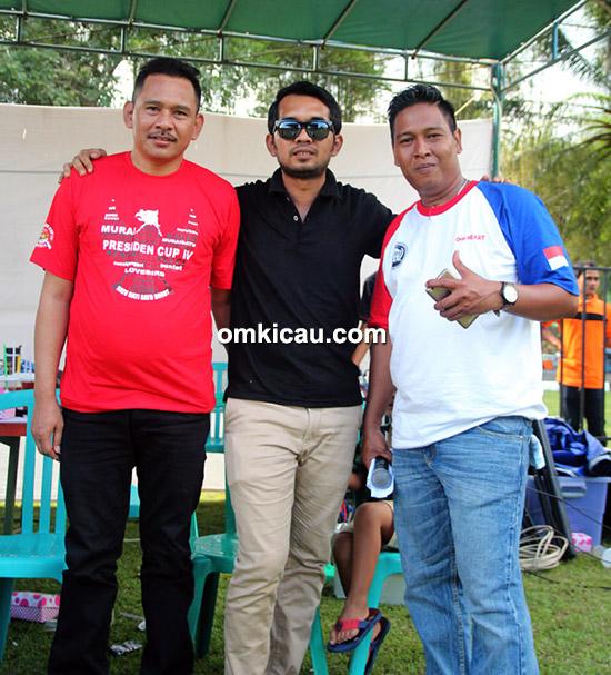 Ketua DPRD Kabupaten Magelang, Saryan Ardiyanto SE