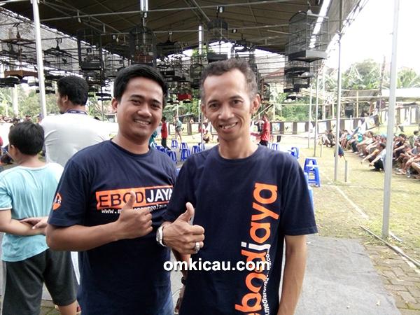 Om Edy Prabowo dan Om B-Jo