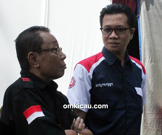 Ketua Panitia Om Erlangga