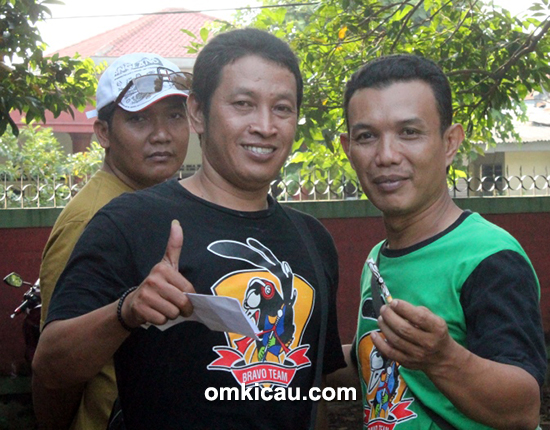 Om Ulay, punggawa New Bravo