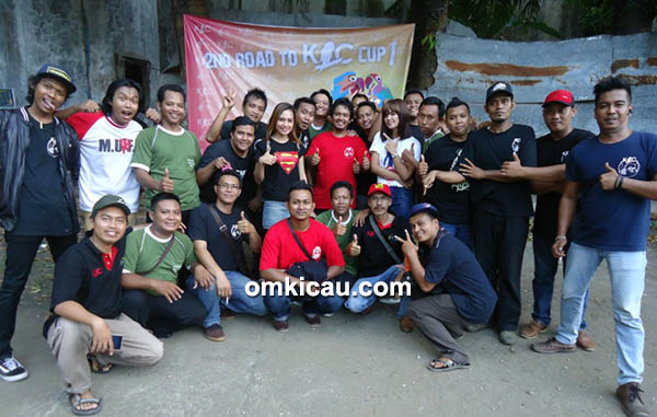Panitia 2nd Road to KLC Cup 1