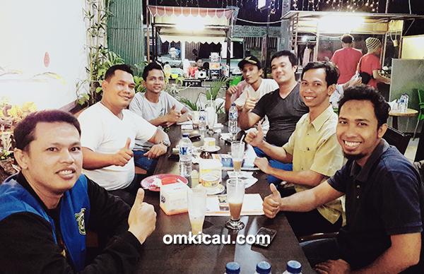 Pengurus Ronggolawe Nusantara DPW Riau