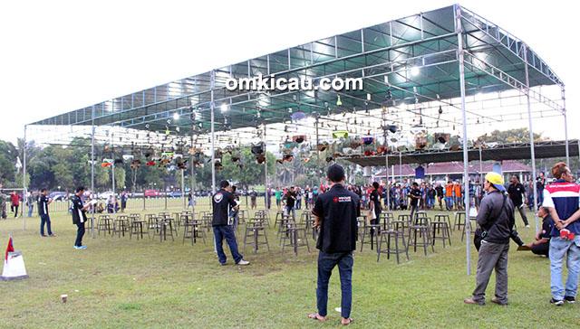Piala Ketua DPRD Kabupaten Magelang
