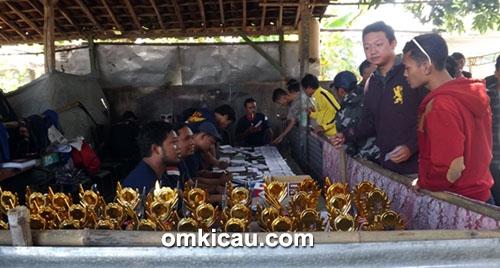 Launching Radjawali Indonesia DPC Sragen