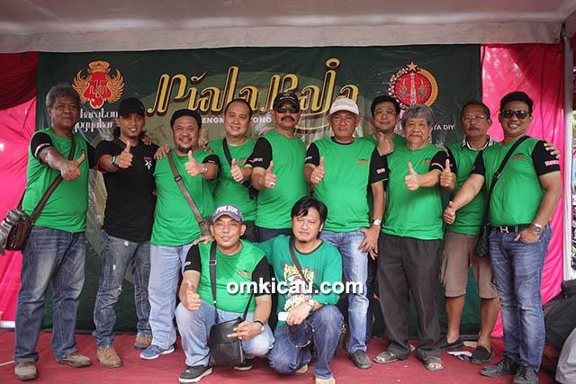 Team Tempo Doeloe juara umum BC